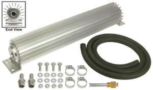 Derale 17 1 4 X 2 3 16 X 3 1 4 Automatic Trans Fluid Cooler Kit P n 13254