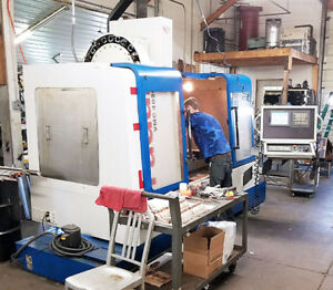 2005 Fadal 4020ht Cnc Vertical Machining Center