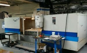 1997 Fadal 8030 Cnc Vertical Machining Center
