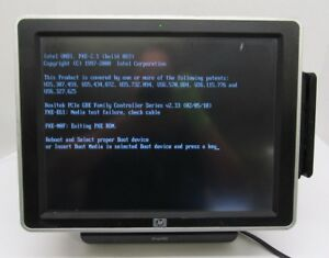 Hp Ap5000 Pos Core 2 Duo 2 80ghz 3gbram No Hdd Sm612up aba Grade C
