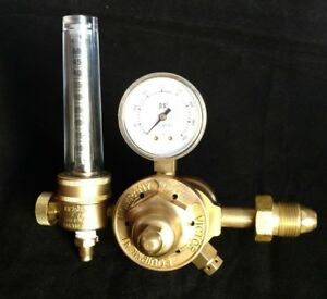 Victor Hvts Two Stage Regulator flow Meter Combination 2330 Medium Duty