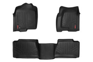 Rough Country Floor Mats ext Cab 99 06 Chevy Silverado 1500