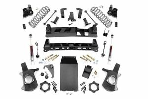 Rough Country 6 Non torsion Drop Lift Kit 02 06 Chevy Avalanche 1500 4wd