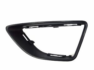 For 2010 2012 Ford Fusion Left Driver Fog Lamp Cover Molding Se S Model Blk Lh