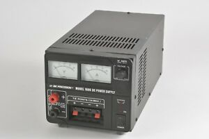 Bk Precision 1686 Dc Power Supply Continuous 12 Amp 3 14v Tested Working