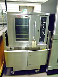 Blodgett Ctbr Half Size Electric Energy Star Convection Oven With Ss Stand