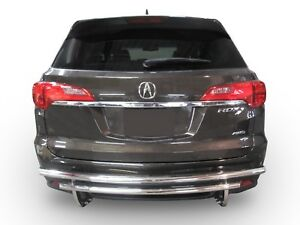 Wynntech S s Rear Bumper Guard Double Layer fits Acura Rdx 2013 2018