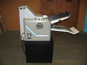 Baum 714xlt Ultrafold Air Folder Ln Watch Videos Stahl Mbo Faltex Challenge