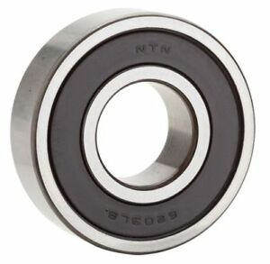 Ntn Radial Ball Bearing Sealed Bearing Type 35mm Bore Dia 72mm Outside Dia