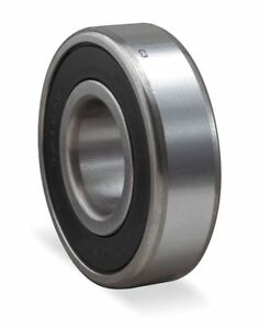 Ntn Radial Ball Bearing Double Contact Sealed Bearing Type 30mm Bore Dia