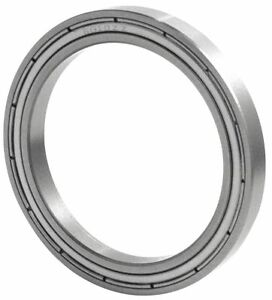 Bl Radial Ball Bearing Double Shield Bearing Type 40mm Bore Dia 52mm Outside