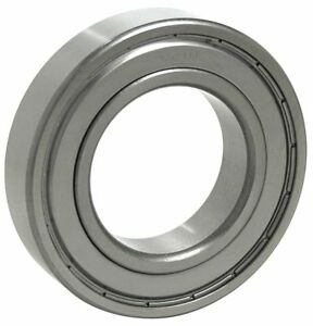 Bl Radial Ball Bearing Double Shield Bearing Type 1 Bore Dia 2 Outside