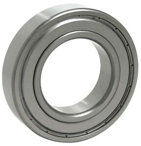 Bl Radial Ball Bearing Double Shield Bearing Type 1 25 Bore Dia 2 5