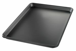 Chicago Metallic 18 W X 13 L X 1 D Anodized Aluminum Sheet Pan 40952
