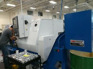 Puma 230 Ms 1999 Cnc Lathe With Live Tooling