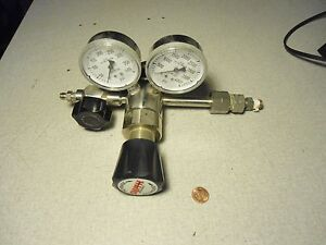 Smith Silverline Regulator