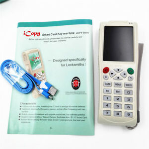 Icopy 3 With Full Decode Function Smart Card Key Rfid Nfc Ic id Reader Copier