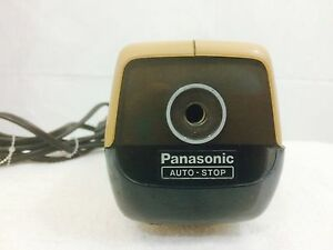 Panasonic Desk Top Electric Pencil Sharpener