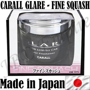 Carall Glare Fine Squash 1075 Scent Air Freshener For Car Japan Genuine Jdm