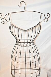 Metal Wire Decorative Hanging Dress Form 28 1 2