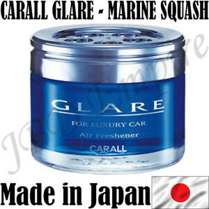Carall Glare Marine Squash A 332 Scent Air Freshener Auto Car Home Japan Jdm