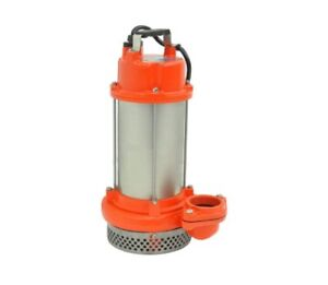 Sump Pump Submersible 2 Discharge 82 Gpm 1 Hp 115v 1 Phase