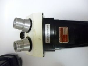 Bausch And Lomb Stereo Zoom 7 Microscope Sold For Parts L34