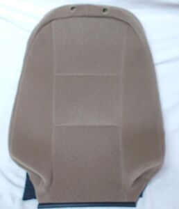 Fits Saab 9 5 Front Seat Backrest Cover Upholstery Nos 5128541