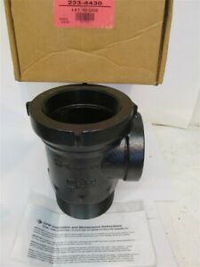 Opw 233 4430 4 X 3 X 4 Extractor Tee No Cage e85 Approved
