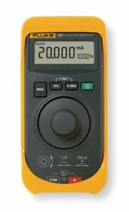 Fluke Process Calibrator Current And Voltage Fluke 707