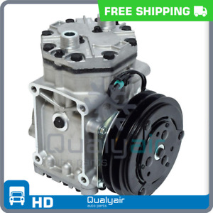 Oe 48825248c A C Compressor Freightliner Any Kenworth Any Peterbilt Any Qr