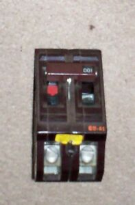Wadsworth 2 pole 100 amp Circuit Breaker new