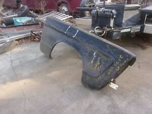 Nos Mopar 1965 65 Plymouth Fury Right Front Fender Sport 426 Wedge