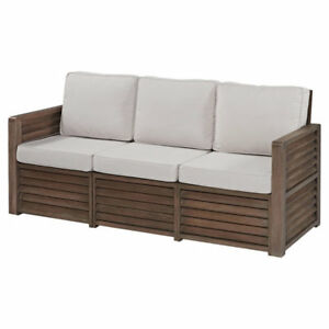 Home Styles Barnside Sofa With Cushions