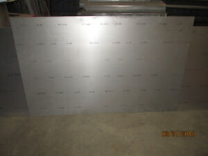 321 Stainless Steel Sheet 2 Pcs 1 049 X 36 X 59 7 8 1 050 X 36 X 120