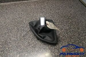 2011 Bmw 128i Manual 6 Speed Gear Shifter Knob Cover Shift Leather 11 128 I