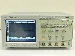 Agilent Dso80204b Digital Oscilloscope 2ghz