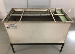 4ft Stainless Steel Hydrographics Tank Package