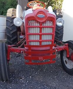 Ford 900 Series Tractor Exceptional Condition Live Pto 4lo 4hi