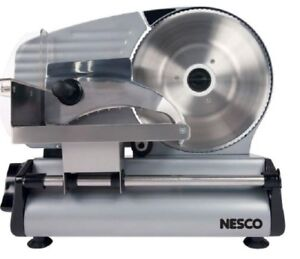 Professional Food Slicer Deli Meat Stainless Heavy Duty Electric Machine Cheese