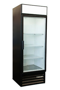 Beverage Air Mt 21 Merchandiser Single Swing Door Refrigerator Free Shipping