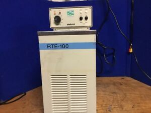 Neslab Endocal Rte 100 Heated Circulating Water Bath Chiller