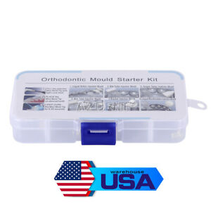 Usa 1 Kit Dental Mini Orthodontic Accessories Injection Mould Kit Good Quality