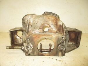 50 51 52 53 Dodge Pickup Truck 4 Speed Transmission Bell Flywheel Clutch Housing