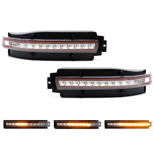Clear Lens Sequential Led Turn Signal Backup Brake Lamp For 03 09 Nissan 350z