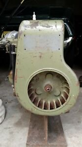 Vintage Wisconsin Acn Briggs Straton Style Air Cooled Engine Motor