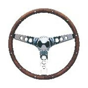 Grant 213 Classic Wood Steering Wheel