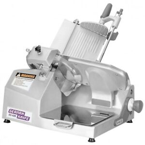 Turbo Air Gs 12m Electric Food Slicer