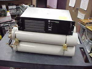 Xpr8300 Vhf Repeater 136 174 Mhz Dmr analog With Telewave Duplexer 6 Cavity