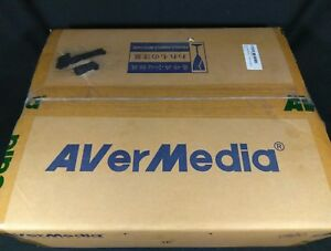 New Avermedia Avervision M50 P0f3 1080p 5m Document Camera Overhead Projector